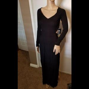 Express Open Back Maxi Dress